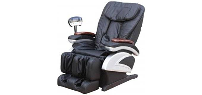 Best Massage Full Body Shiatsu Recliner - Electric Heated Massage Recliner Chair