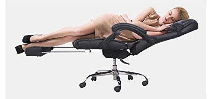 Merax Portland - Reclining Napping Office Chair