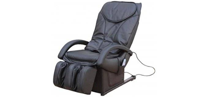 Best Massage Heated Shiatsu - Full Recline Electric Compression Massage Chair