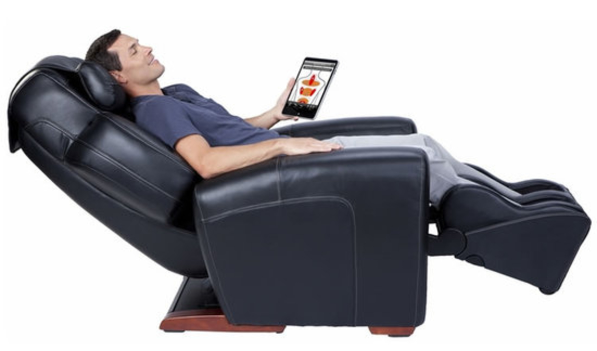 Best Massage Recliner April 2019 Recliner Time