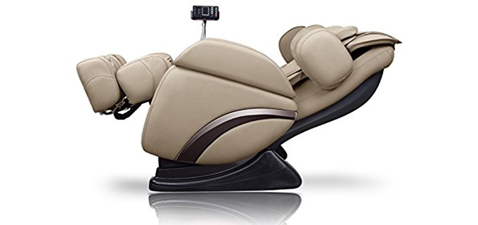 Ideal Massage Shiatsu Massage Recliner Chair - Space Age Heated Massage Recliner Chair
