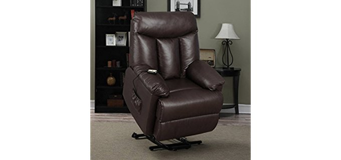 Best Home Power Lift Recliner Chair - Standing Aid Power Lift Recliner Armchair