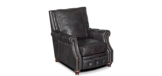 Hooker Furniture Winslow Recliner - Antique Space Saving Recliner Chair