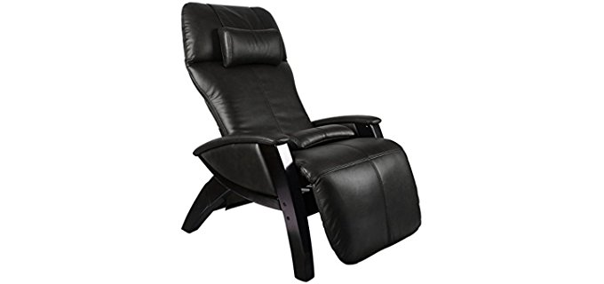 Svago Zero Gravity Recliner Chair   Zero Gravity Leather Power Recliner  Chair
