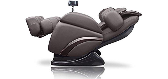 Ideal Massage Shiatsu Massage Chair - Luxury Zero Gravity Massage Recliner