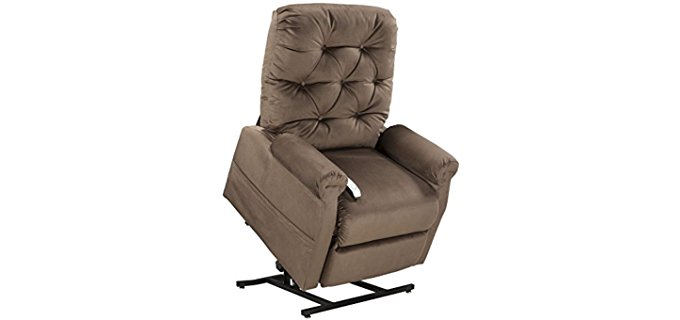 Mega Motion Petite Lift Recliner - Electronic Petite Lift Recliner Chair