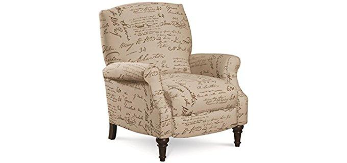Lane Furniture Chloe Recliner - Boutique Push Back Fabric Recliner Chair