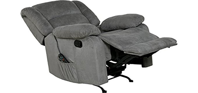 The Best Fabric Recliner Chair
