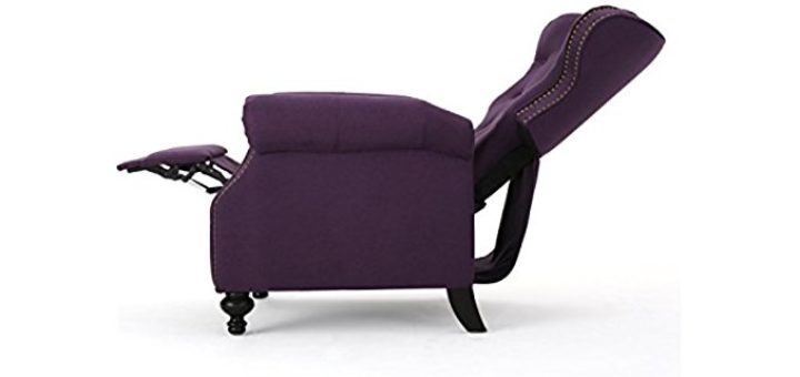 Delicieux Wingback Chair Recliner