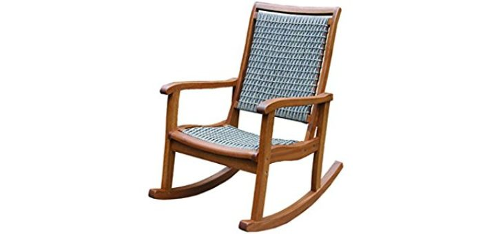 quality design 828b7 b41ce Best Outdoor Rocking Chair (September 2019) - Recliner Time