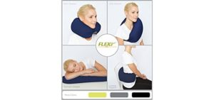 Flexi Flexible Travel Pillow - Headrest Pillow for Everywhere You Go