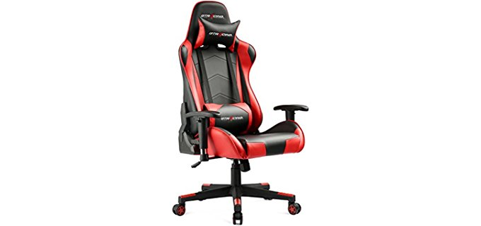 GT Racing Gaming Recliner Chair - The Ultimate Racing Recliner Chair for Gaming