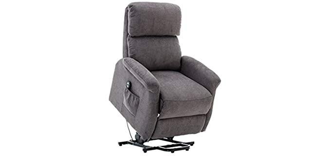 The Best Recliners For Elderly August 2019 Recliner Time