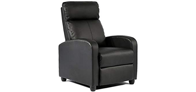 Best Massage Modern - Single Recliner for Small Spaces
