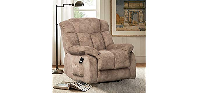 CANMOV Power Lift - Heavy Duty Recliner and Lift Chair