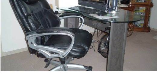 Ergonomic Office Chair Feature
