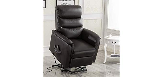 Esright Power Lift - Remote Controlled Wall Hugger Recliner