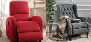 Expenisve VS Cheap recliner - featured