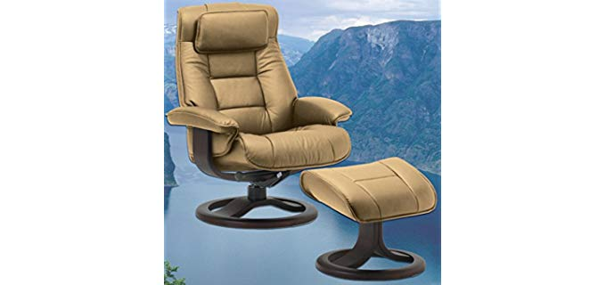 Fjords Mustang - Norwegian Ergonomic Recliner