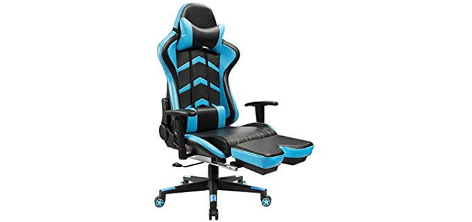 Furmax Gaming Chair - High Back Recliner for Sleeping