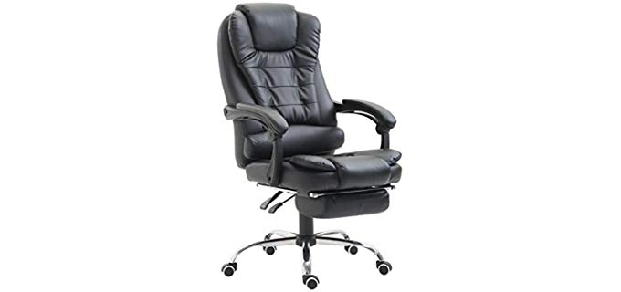 HomCom Executive - Office Chair for Napping