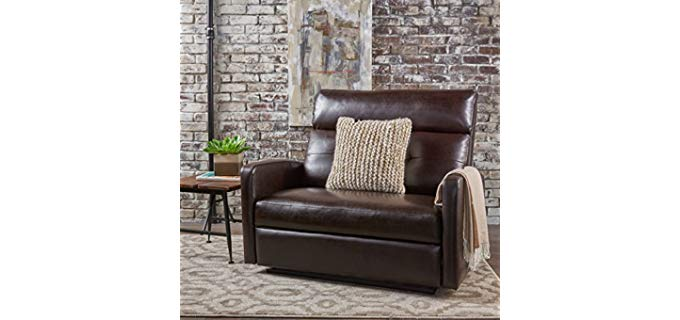 GDF Studio Hana - Leather Two Seat Recliner