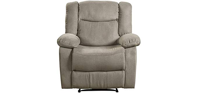 Lifestyle Power - Recliner for Sleeping