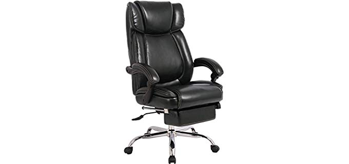 Merax Inno Series - Office Recliner Chair with Lumbar Support