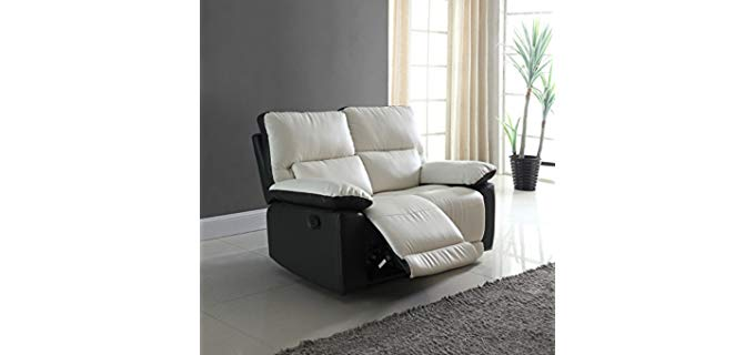 Madison Home Two Tone - Double Recliner