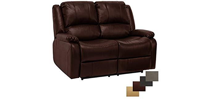 RecPro Charles Collection - Double Recliner/Loveseat