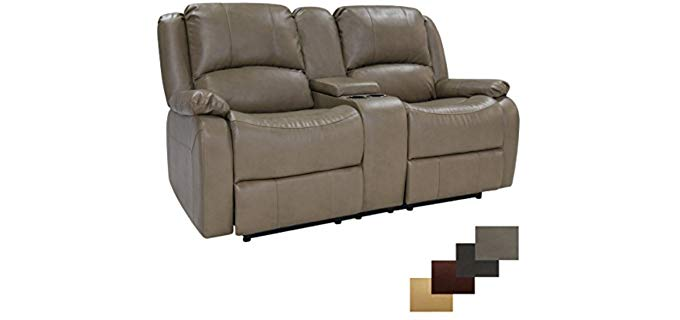 RecPro Charles Collection - Wall Hugger Recliner