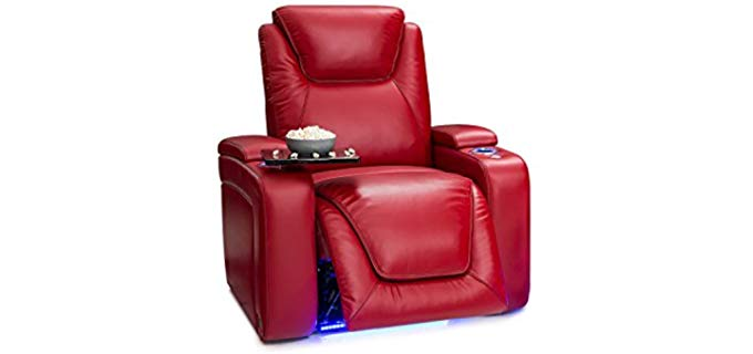 Seatcraft Equinox - Power Theatre Recliner