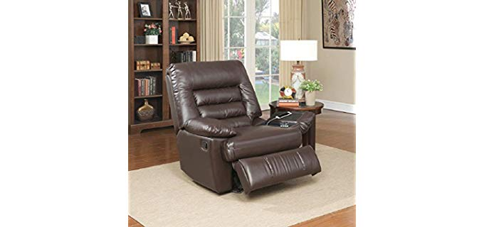 Serta Big and Tall - Massage Recliner