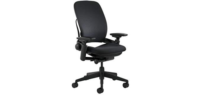 Steelcase Leap - Ergonomic Design Fabric Office Chair