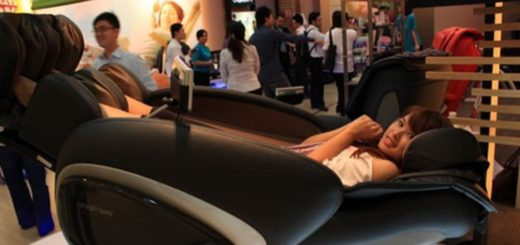 Zero Gravity Massaging Chair-Feature Image