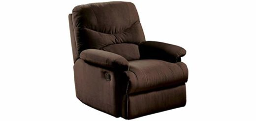 Wall Hugger Recliner Adjustable