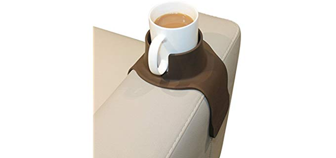 Barcoasters Couch Coaster - Cup Holder for your Recliner