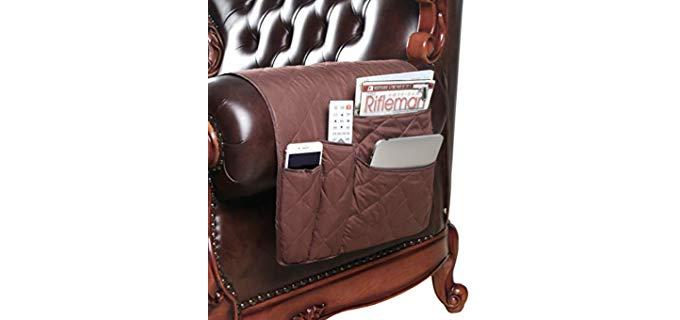 FlyingBean Caddy Pocket - Armrest Storage Organizer
