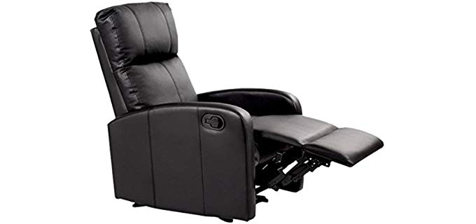 Giantex Modern - Push Back Recliner