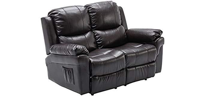 Mcombo Combination Sofa - Home Theatre Recliner Set