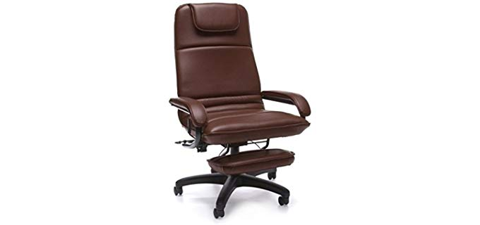 OFM Power Rest - Wheeled Reclining Chair