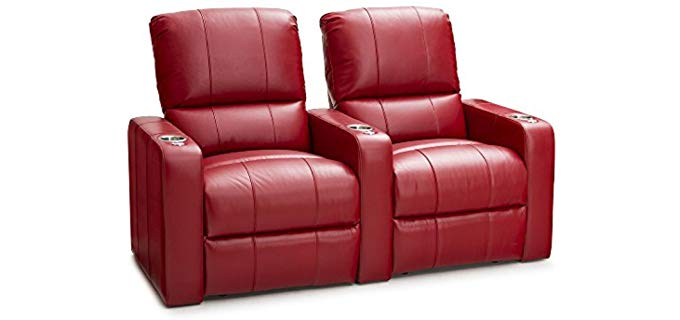 Seatcraft Millenia - Home Theatre with Cup Holders