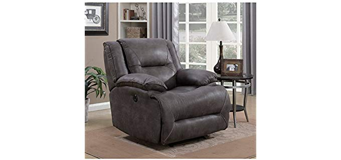 Surprising Recliners With Built In Usb Ports November 2019 Recliner Pdpeps Interior Chair Design Pdpepsorg