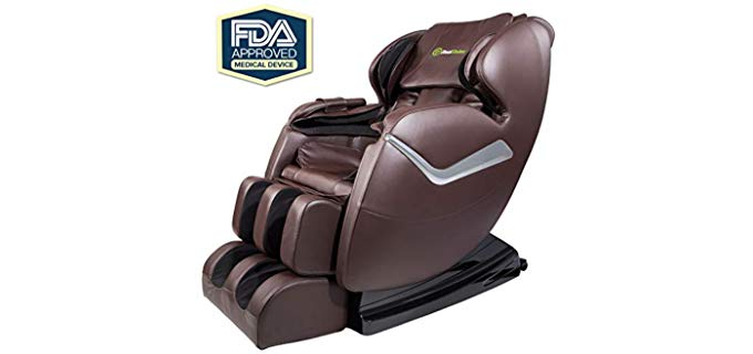 Real Relax Zero Gravity   Massage Chair With Speakers