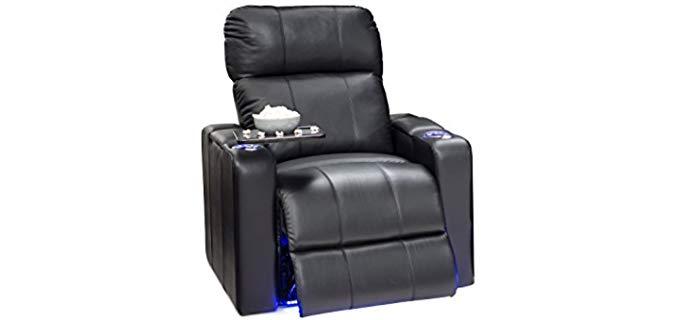 Seatcraft Monterey - Home Theatre with Adjustable Headrest