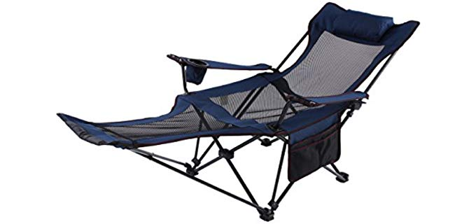 Camp Solutions Light Weight - Reclining Camp and Hiking Chair