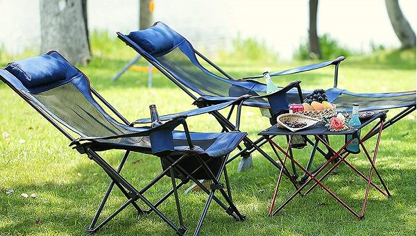 Camping recliner Feature