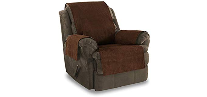 Link Shades Anti-Slip - Leather recliner Cover