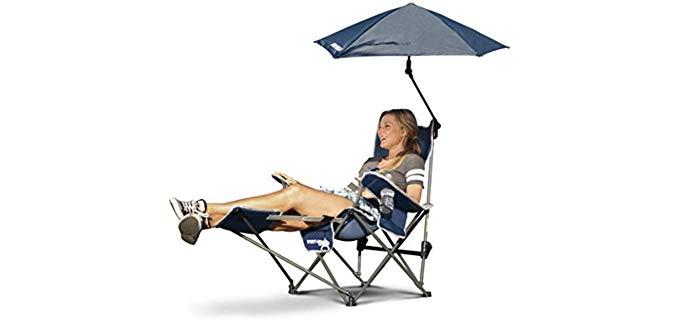 Sport-Brella Shaded - Reclining Camp Chair
