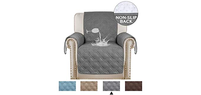 Turquoize Waterproof - Slip Cover for Oversized Recliners